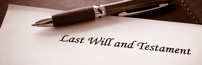 Last Will and Testmament